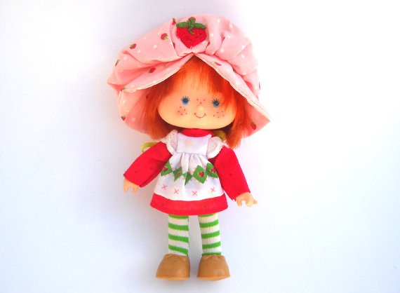 The World of Strawberry Shortcake Dolls in the 80s | Like ...
