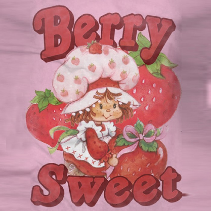 Strawberry Shortcake is Berry Sweet!
