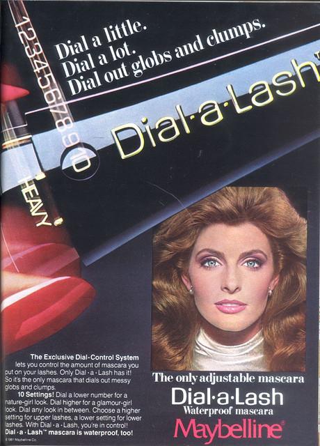Dial-A-Lash Mascara