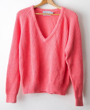 Pink Forenza Sweater