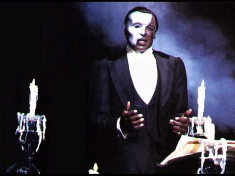 Robert Guillaume as the Phantom of the Opera