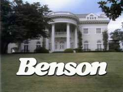 Benson Title Shot - 80s TV Show