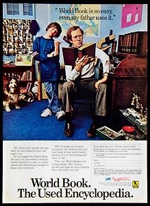world book encyclopedia ad