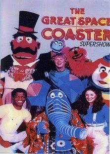 Cast of The Great Space Coaster
