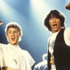 A Most Excellent Movie – Bill and Ted's Excellent Adventure