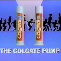 We Got the Colgate Pump!