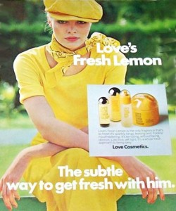 Love's Fresh Lemon Perfume