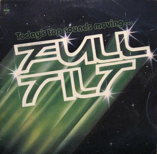 K-tel records: Full Tilt