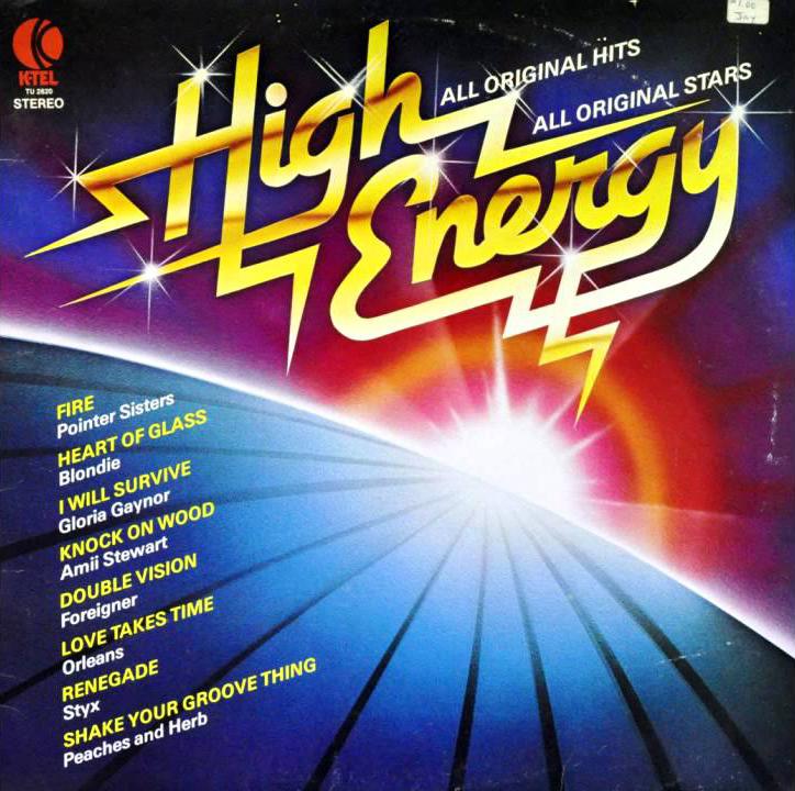 K-tel records: High Energy