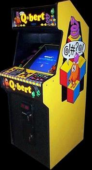 80s Q*bert arcade game