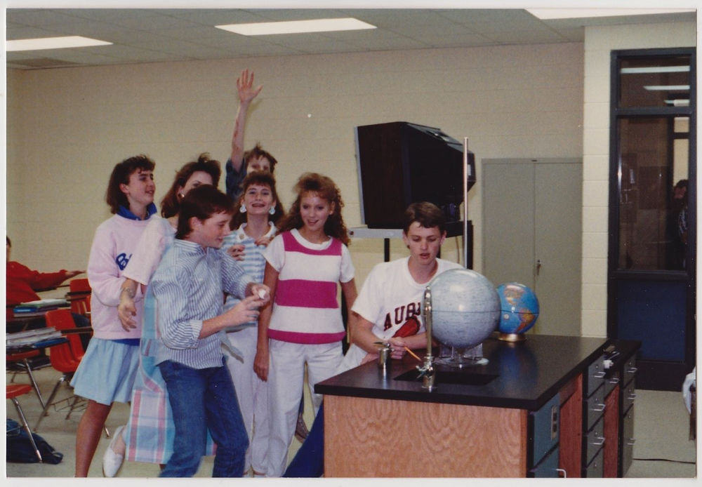 80s school picture