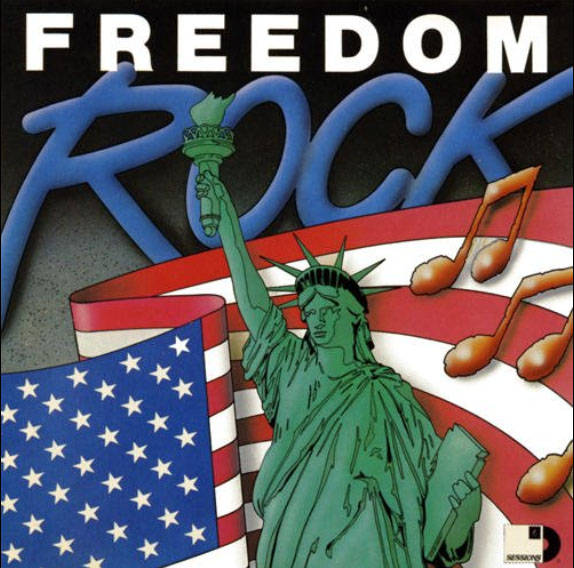 Freedom Rock album cover
