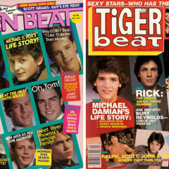 We Got the Beat – Teen Beat and Tiger Beat Magazines