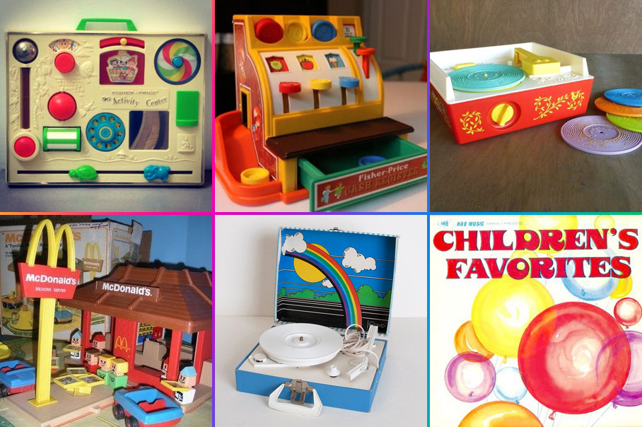 70s toys you had if you were a teen in the 80s