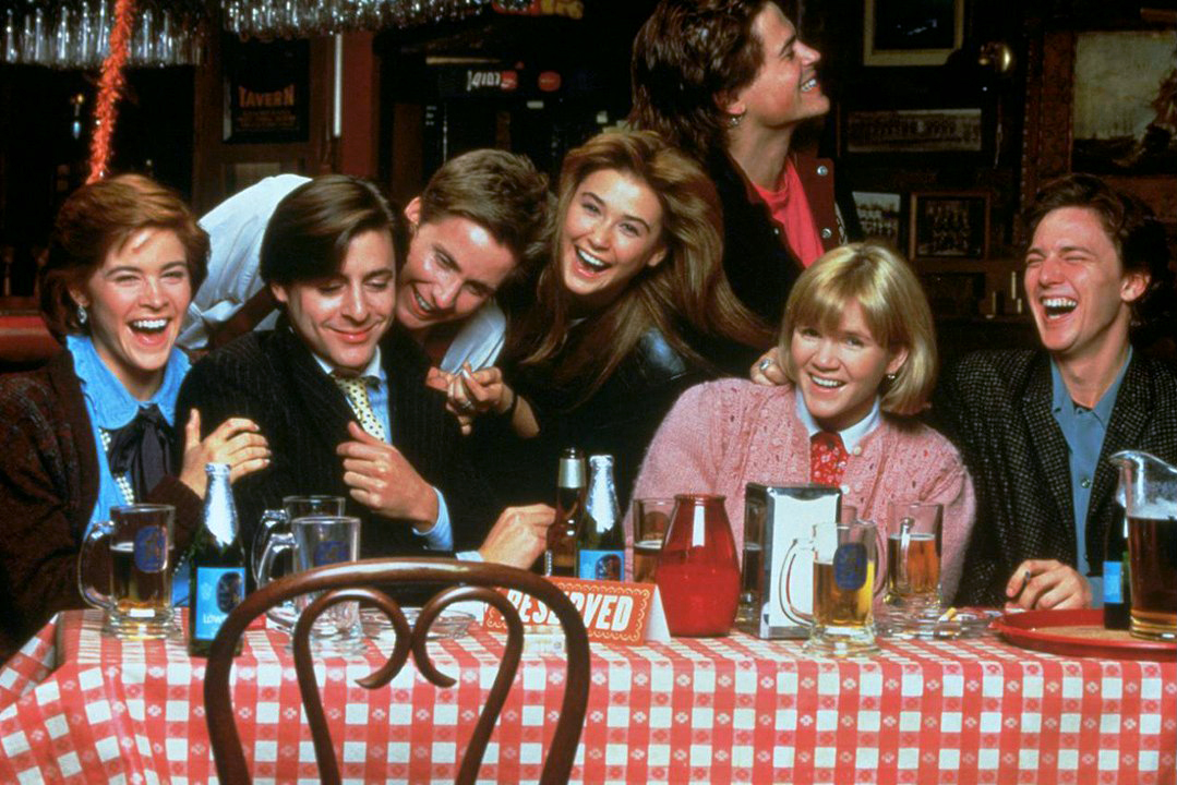 Cast of St. Elmo's Fire