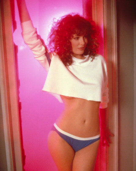 Kelly Le Brock as Lisa in Werid Science