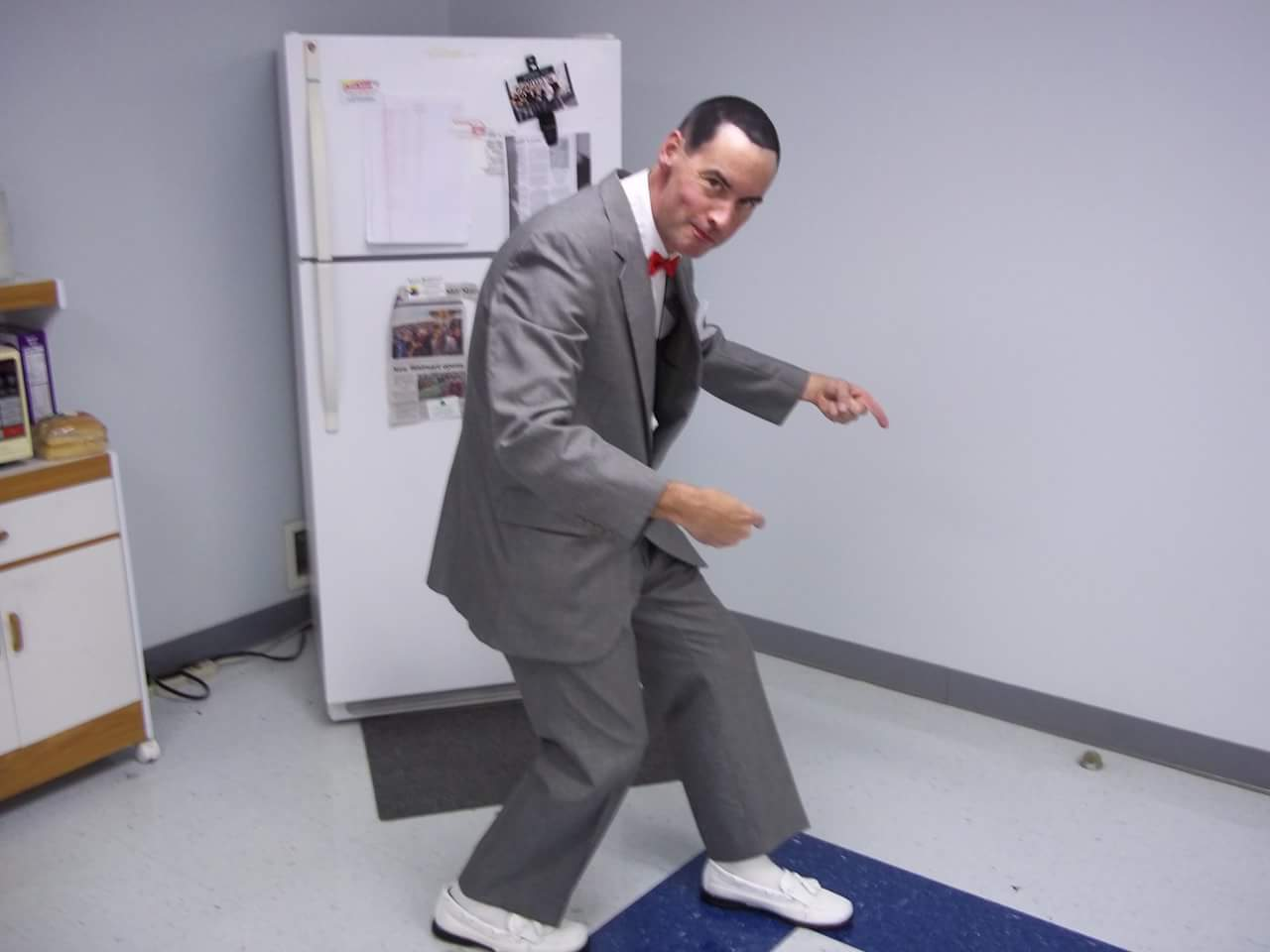 80s Costume Idea: Pee Wee Herman