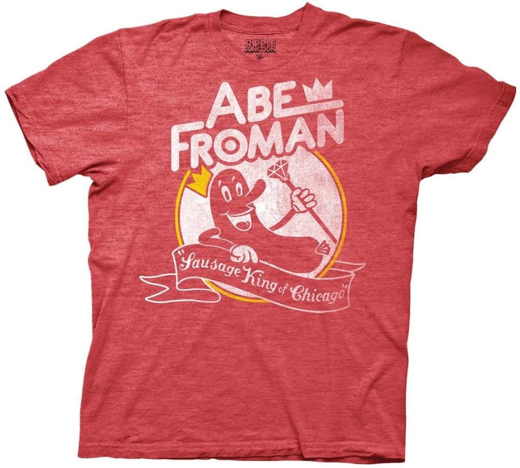 80s Gift Ideas: Ferris Bueller's Day Off Abe Froman T-Shirt