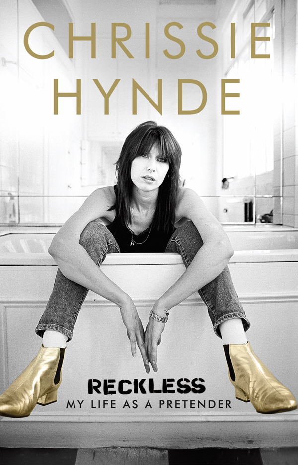 "80s Gift Ideas: Chrissie Hynde's ""Reckless: My Life as a Pretender"" Memoir"