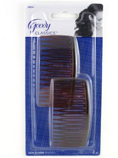 80s Goody Hair Combs
