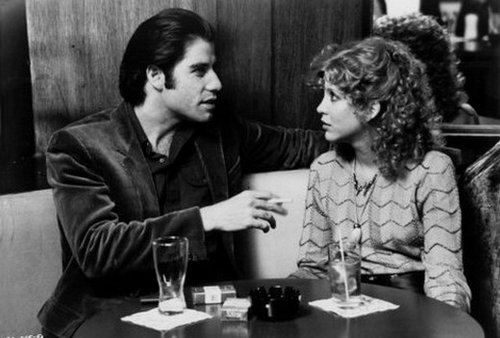 In Brian De Palma's 1981 thriller, Blow Out, featuring John Travolta and Nancy Allen, Alen's character wears a lucky rabbit's foot necklace.