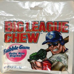 80s Candy: Big League Chew