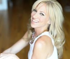 Debbie Gibson Talks Her 80s Fashion Choices, Walks the Runway
