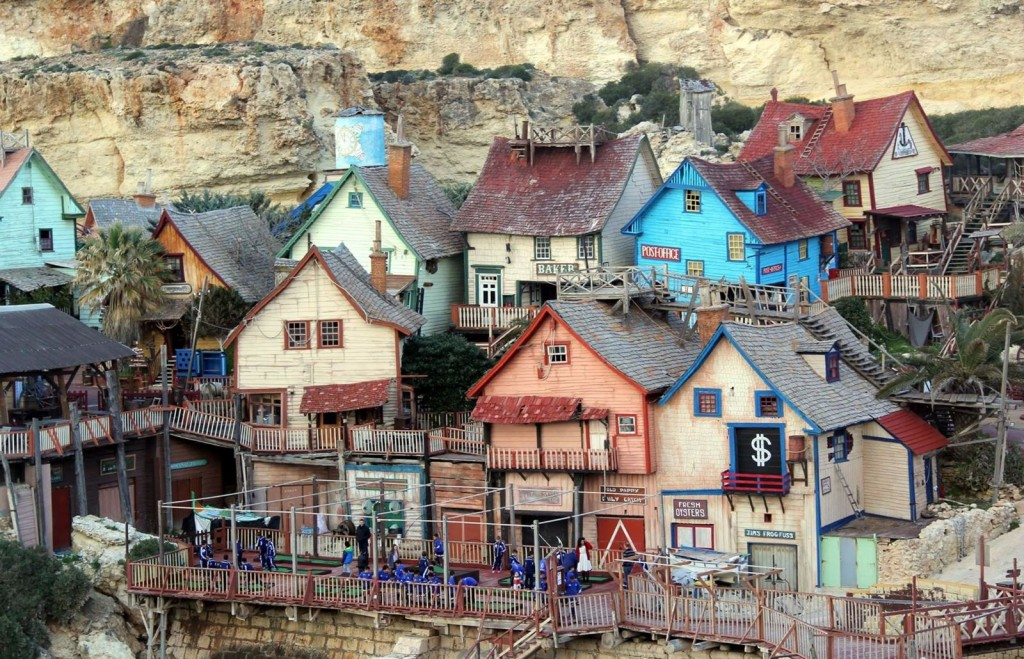 Popeye Village Now