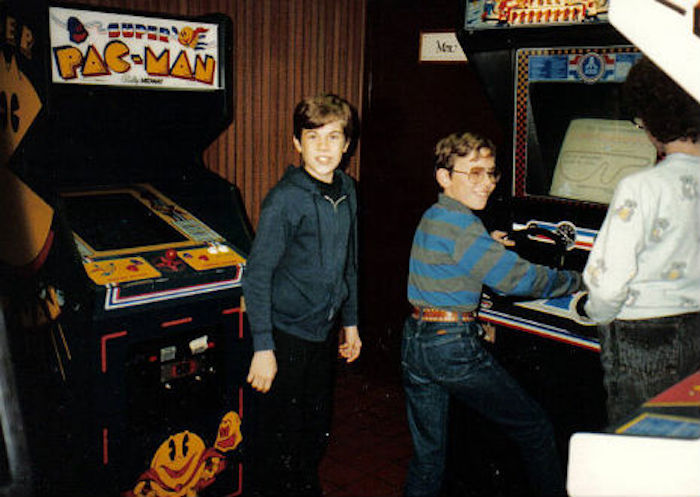 GROWING UP IN ARCADES 1979 1989