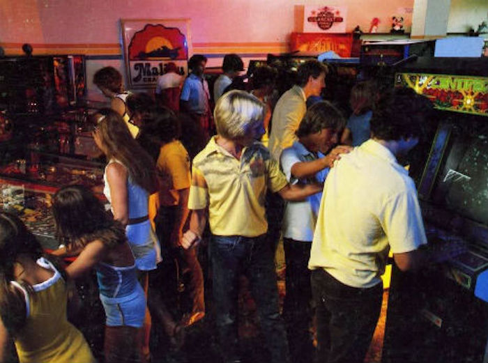 Growing Up In Arcades Flickr Account Dedicated To 80s Teens And