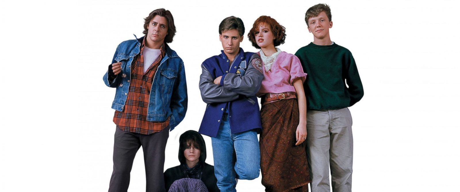 Breakfast club movie lines