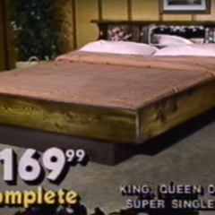 This Guy Thinks The Waterbed Was A Good Idea — Because He Invented It