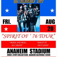 Kiss Announces ANOTHER Tour — Let's Celebrate With Some Classic Tour Posters