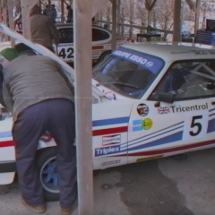 Watch The Race Cars You Loved In The 1980s Hit The Track Again