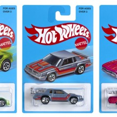Mattel Is Bringing Back Classic Hot Wheels Cars & Sets From 1980s