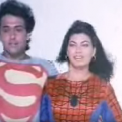 80s Bollywood Version Of Superman Is Like Kryptonite To My Eyes