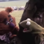 Fozzie Bear And Kermit Ad-Libbing During 'Muppet Movie' Shoot Is Absolutely Brilliant