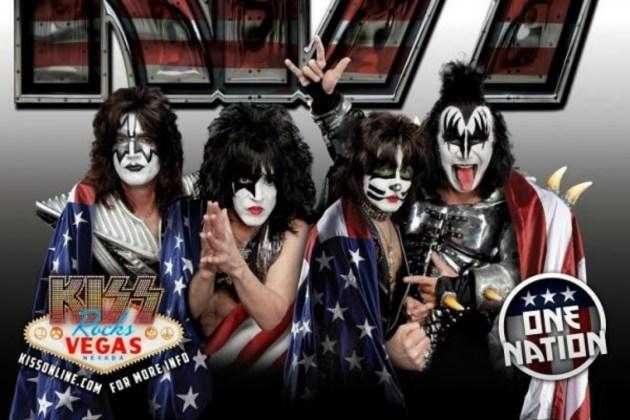 Kiss 2016 summer tour