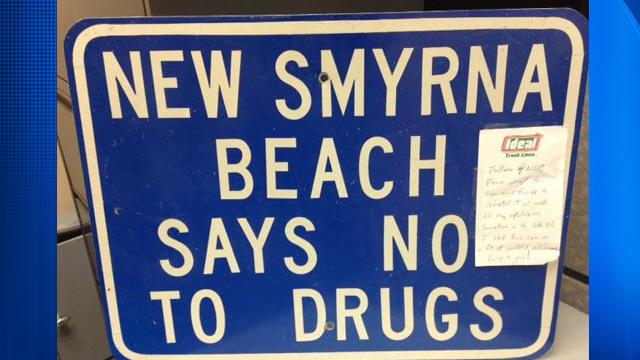 say no to drugs new smyrna