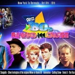 Cutting Crew and More On One 80s Rewind Cruise