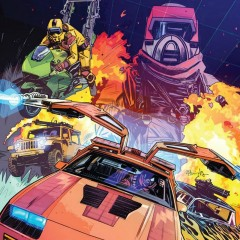 80s Cartoon 'M.A.S.K.' Will Return in Comic Book Form