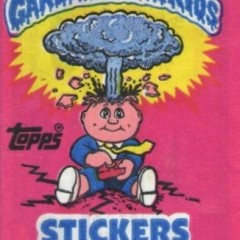 How much does it cost to buy…Garbage Pail Kids?