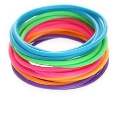 Fads of the '80s: Jelly bracelets