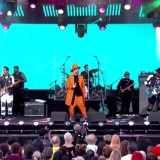 Culture Club Performs 'Miss Me Blind' and 'It's a Miracle' on Jimmy Kimmel Live