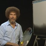 Most Awesome Bob Ross Costume Idea
