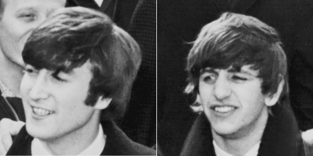 John Lennon And Ringo Starr In The 1980s A Timeline