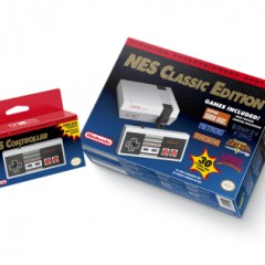 Nintendo Brings Back the '80s for NES Classic Edition Launch