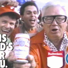 Budweiser Brings Back Harry Caray Ad After Cubs Win