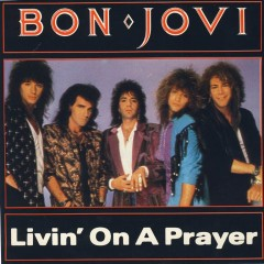 "Jon Bon Jovi's ""Livin' on a Prayer"" Just Turned 30"