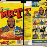 Mr. T Cereal: Pity the Fool Who Never Tasted it!